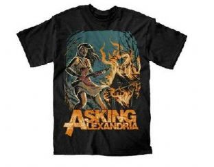 Asking Alexandria Insane T-Shirt